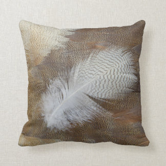 Goose Feather Still Life Cushion