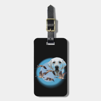 Goose hunter 3 luggage tag