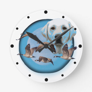 Goose hunter 3 round clock