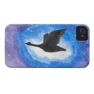 Goose In Flight Case-Mate iPhone 4 Cases