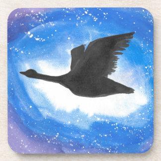 Goose In Flight Coaster