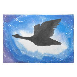 Goose In Flight Placemat