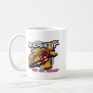Goose IT WEB FOOT FORWARD Mug