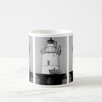 Goose Rocks Lighthouse Coffee Mug