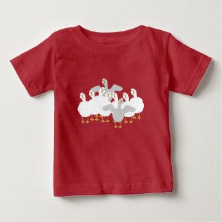 Goose Who Baby Tshirt