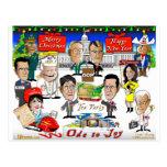GOP Christmas Postcards