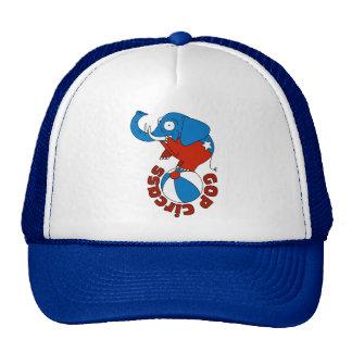 GOP Circass Mesh Hats