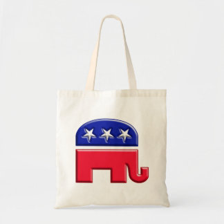 GOP Elephant Logo