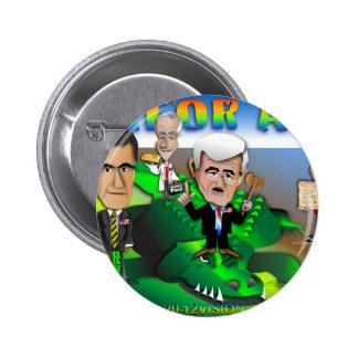 GOP Gator Aid 6 Cm Round Badge