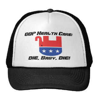 GOP Health Care Plan Cap