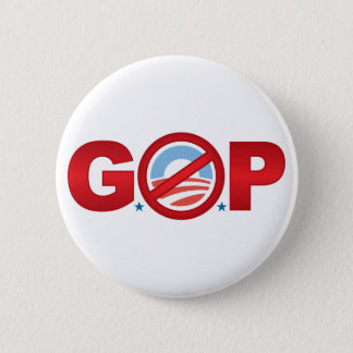 GOP - Nobama Button