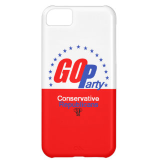 GOP REPUBLICAN iPhone 5C CASE