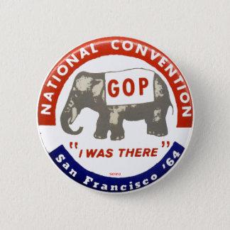 GOP SF '64 - Button
