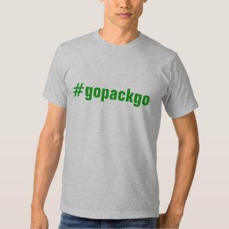 #gopackgo shirt