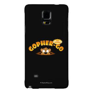 Gopher-Go Galaxy Note 4 Case