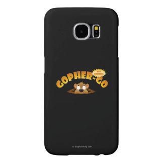 Gopher-Go Samsung Galaxy S6 Cases