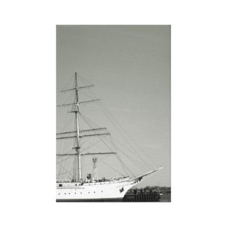 Gorch Fock Canvas Print
