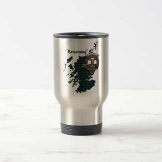 Gordon Clan Badge Travel Mug