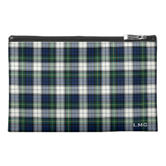 Gordon Clan Dress Tartan Monogram Travel Accessories Bag