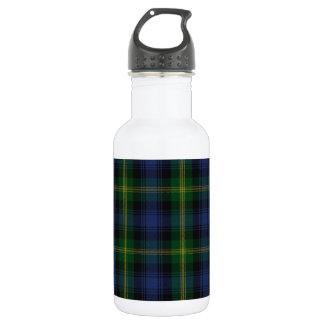 Gordon Clan Family Tartan 532 Ml Water Bottle