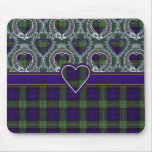 Gordon clan Plaid Scottish tartan Mouse Pad