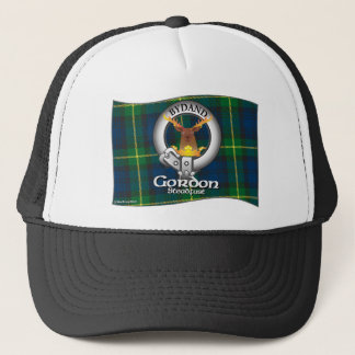 Gordon Clan Trucker Hat