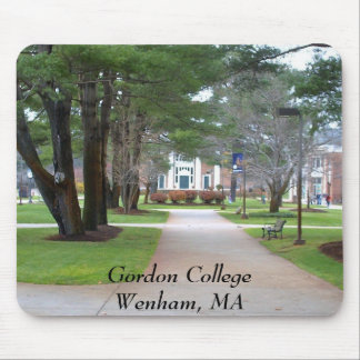Gordon College mousepad
