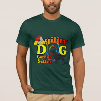 Gordon Setter Agility Shirts Gifts