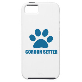 GORDON SETTER DOG DESIGNS CASE FOR THE iPhone 5