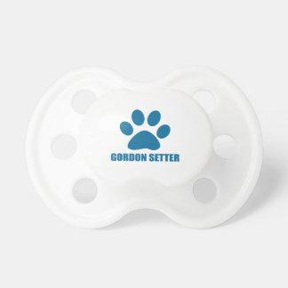 GORDON SETTER DOG DESIGNS DUMMY