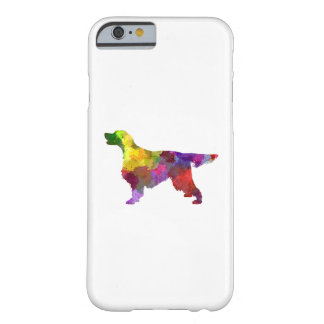 Gordon Setter in watercolor 2 Barely There iPhone 6 Case