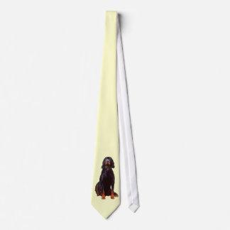 gordon setter tie