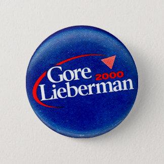 Gore-Lieberman - Button