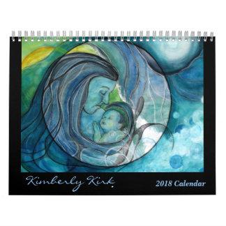 Goreous Fine Art Calendar