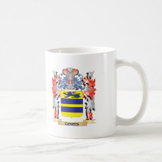 Gores Coat of Arms - Family Crest Coffee Mug