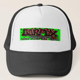 Gorfex logo trucker hat
