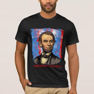Gorgeous Abraham Lincoln Art T-Shirt