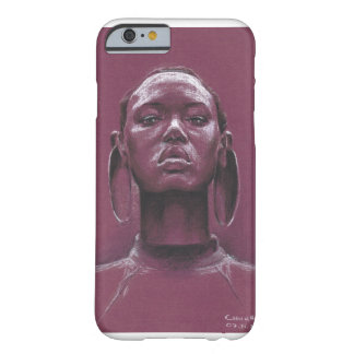 Gorgeous african barely there iPhone 6 case