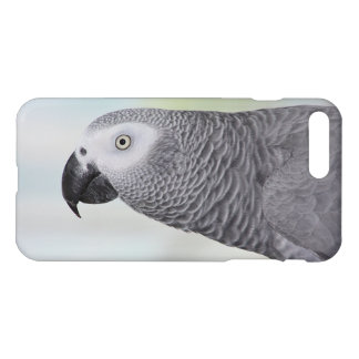 Gorgeous African Grey Parrot iPhone 7 Plus Case