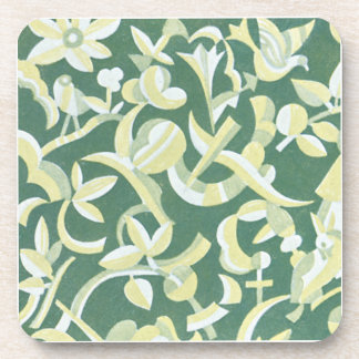 Gorgeous Art Deco Abstract Gifts Coasters