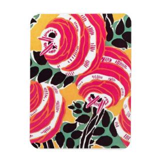 Gorgeous Art Deco Fine Art Gifts Rectangular Magnets