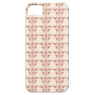 Gorgeous Art Nouveau Abstract Floral iPhone 5 Cover