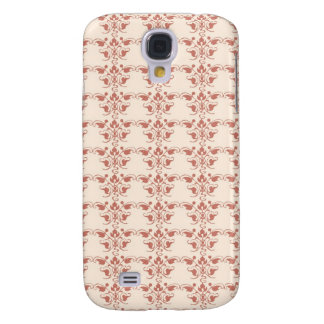 Gorgeous Art Nouveau Abstract Floral Galaxy S4 Cover