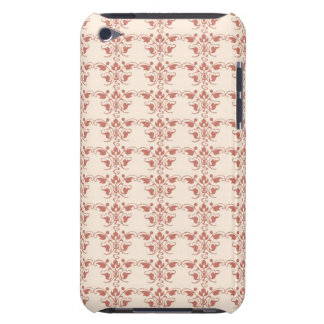 Gorgeous Art Nouveau Abstract Floral iPod Touch Covers