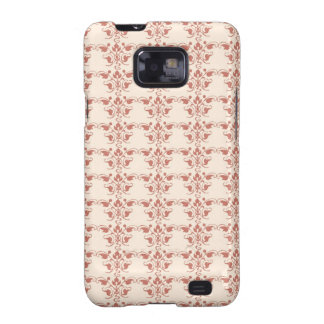 Gorgeous Art Nouveau Abstract Floral Samsung Galaxy S2 Cover