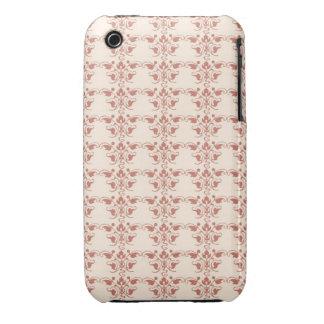 Gorgeous Art Nouveau Abstract Floral iPhone 3 Case-Mate Cases