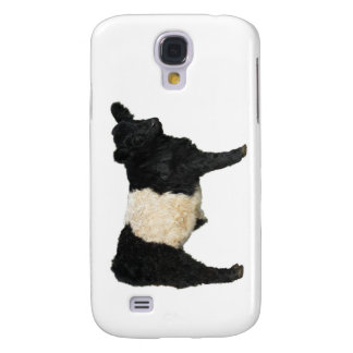 Gorgeous Belted Galloway Steer Cutout Galaxy S4 Cover