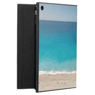 Gorgeous blue ocean water iPad air cases