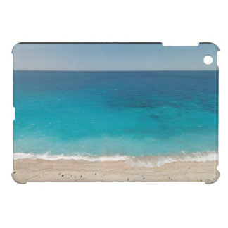 Gorgeous blue ocean water iPad mini covers
