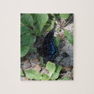 Gorgeous Butterfly Photograph Jigsaw Puzzle